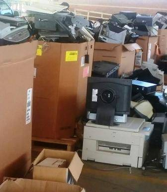 electronics recycling event Ecycle Atlanta